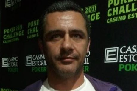 Pedro Caeiro Vence Torneio Happy New Year no Casino Estoril