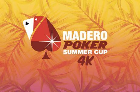 Gustavo Bisiach gana la Aloha Poker Summer Cup 4K en Casino Puerto Madero