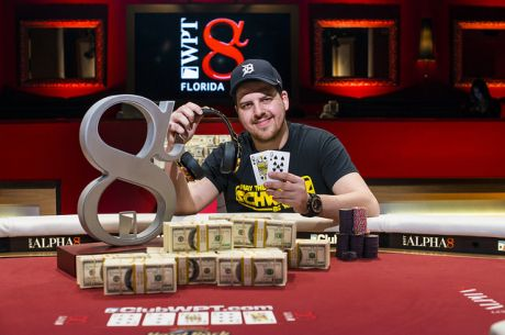 Noah Schwartz Wins World Poker Tour Alpha8 Florida for $585,000