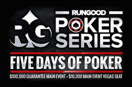 RunGood Poker Series Visits Downstream Casino Resort Feb. 4-8 with $100K Main Event
