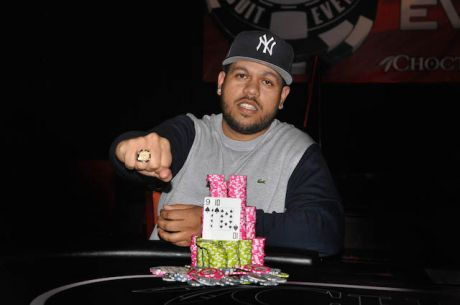 Jose Montes Wins WSOP Circuit Choctaw Durant Main Event for $352,669