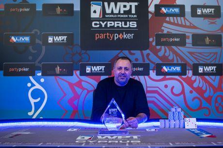Ates Hikmet Osvojio LEI Main Event na Kipru