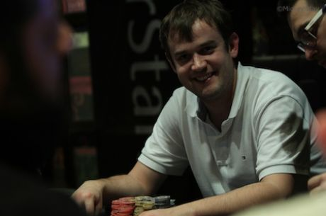 Piotr Tuczynski Claims Overall Chip Lead At UKIPT5 London