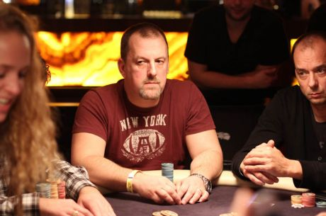 Ross Boatman Snatches UKIPT5 London Day 1c Chip Lead