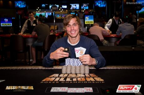 Alex Trevallion Wins 2015 Aussie Millions $25,000 Challenge for AU$645,150