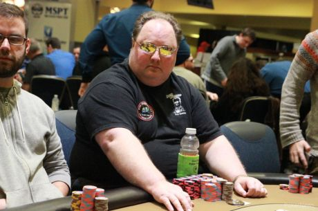 2015 MSPT bestbet Jacksonville Day 1b: Greg Raymer Sits Third in Chips as 40 Advance