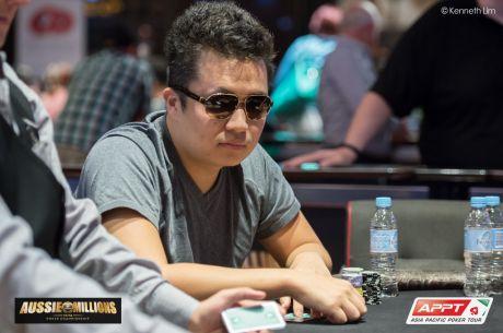 Aussie Millions $100.000 Challenge Den 1 zaznamenal 63 registrací, pokračuje 28 hráčů