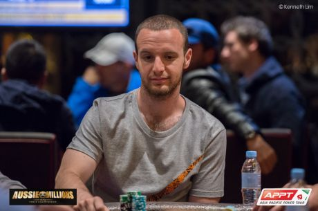 2015 Aussie Millions Day 1: Ami Barer Off to Strong Start in Main Event