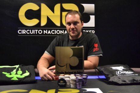 David Rodríguez no dio opción a sus rivales para ganar el CNP Valencia