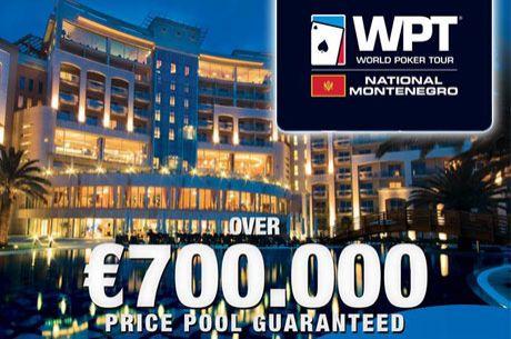 WPT National Montenegro sa Preko €700.000 GTD Počinje Za Manje od Mesec Dana!