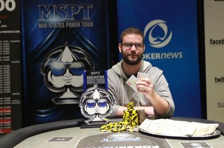 Brian Arbaugh Wins Mid-States Poker Tour bestbet Jacksonville for $102,806