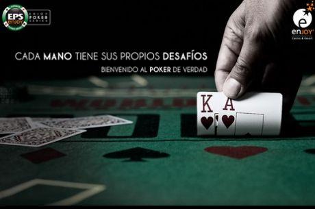 Enjoy Poker Series trae importantes novedades en Chile