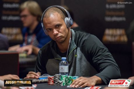 2015 Aussie Millions Main Event Day 2: Suchanek Still Leads; Ivey and Barer Advance
