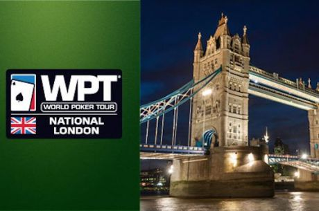 partypoker WPT National London to Take Place Feb. 12-15 at Aspers Casino