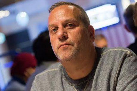 Michael Lilienthal Chip Leader Nakon Dan 1a MPS Vienna 2015