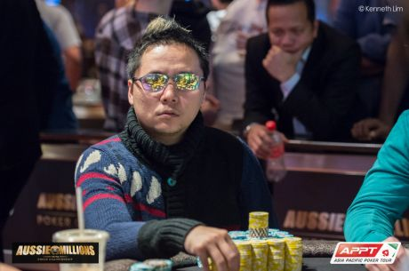 2015 Aussie Millions Main Event Day 3: Ivey, Barer Chasing Raiden Kan with 30 Left