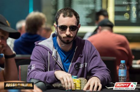 2015 Aussie Millions Main Event: Rast Headlines Final Table; Ivey and Barer Miss Out