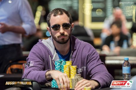 Brian Rast Explains Huge River Call with Third Pair at Aussie Millions Main Event