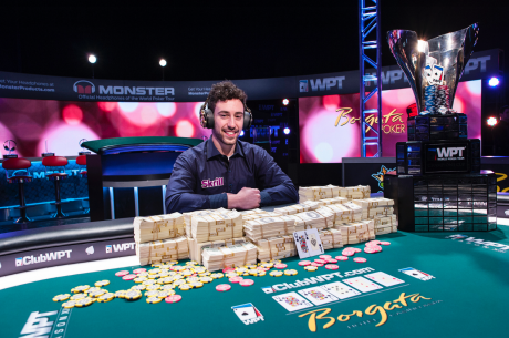 Aaron Mermelstein Defeats Eugene Todd To Win 2015 WPT Borgata Winter Poker Open