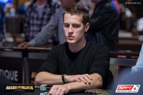 2015 Aussie Millions Day 8: Timex Bags Chips in the $250,000 Challenge