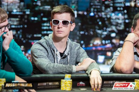"Hold'em with Holloway, Vol. 17: Richard ""nutsinho"" Lyndaker on Getting It in Marginal"