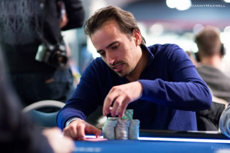 2015 PokerStars.fr EPT Deauville Day 1a: France's Nathan Gozlan Out in Front