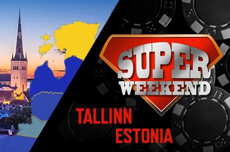Viies Eesti pokkerimängija kvalifitseerus Tallinn Superweekendile