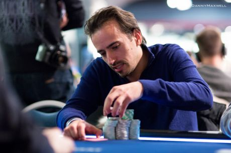 2015 EPT Deauville Day 1a: France's Nathan Gozlan Leads