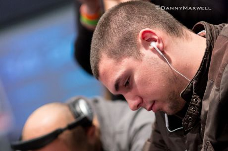 "Rui ""RuiNF"" Ferreira no Dia 2 do Main Event EPT Deauville"