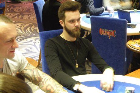 """Lietuvoje startavo brangiausias pokerio turnyras - 300 eurų """"Deepstack 8-max"""""""