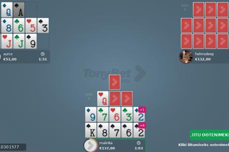 Tonybet käivitas uue Hiina pokkeri formaadi