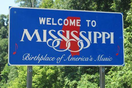 Online Poker Legislation Dies in Mississippi Again