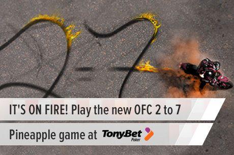 Tonybet Poker добавил в список игр ананас 2-7