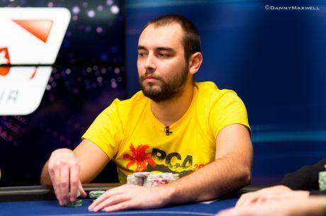 Огнян Димов сред последните 36 на EPT Довил Main Event