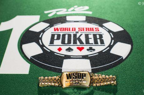 WSOP 2015 raames toimub esmakordselt online-turniir - võitjale kuldne käevõru!