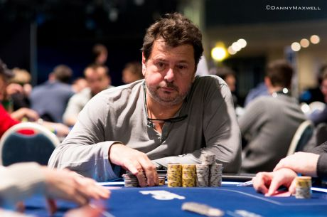 2015 PokerStars.fr EPT Deauville High Roller Day 1: Another Record Broken; Sfez Leads