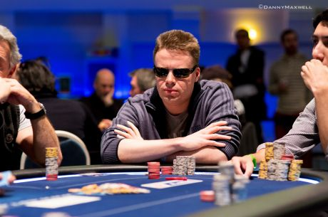 2015 PokerStars.fr EPT Deauville High Roller Day 2: Dramatic Ending Sets Final Stage