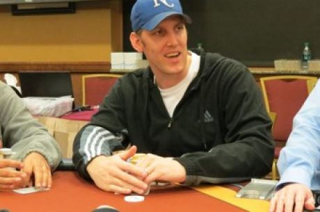 2015 RunGood Poker Series Downstream Casino Resort: Chadd Johnson Bags Lead on Day 1