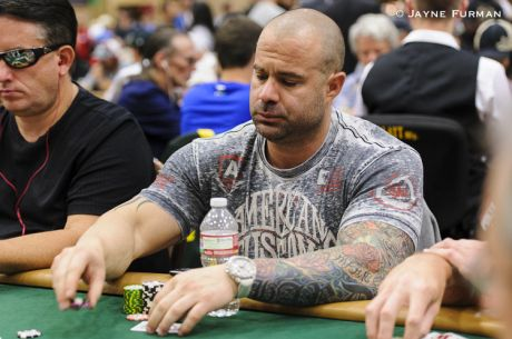 2015 WPT Lucky Hearts Day 1: Erik Cajelais Leads Strong Canadian Contingent