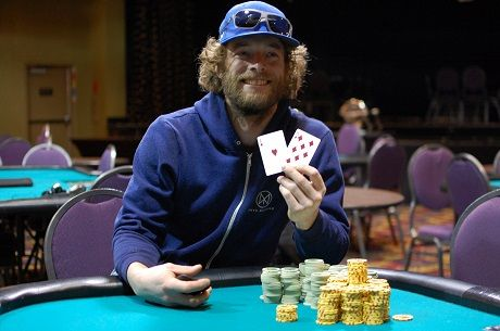 Chris Bowers Earns $23,000 in Winter Super Stack Event #1