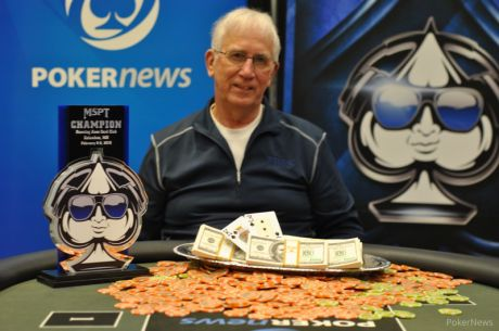 Closing the Deal the Second Time Around: Ervin Bjerga Wins MSPT Running Aces for $91K