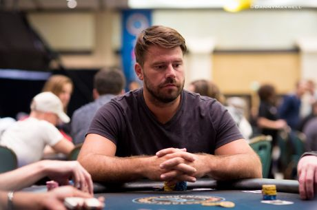 2015 WPT Lucky Hearts Day 2: Nenad Medic with Top 5 Stack