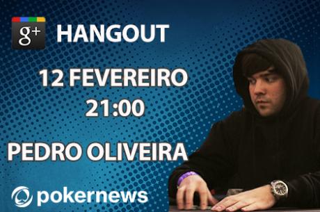 """Hoje às 21:00 Hangout com Pedro """"skyboy"""" Oliveira - PARTICIPA!"""