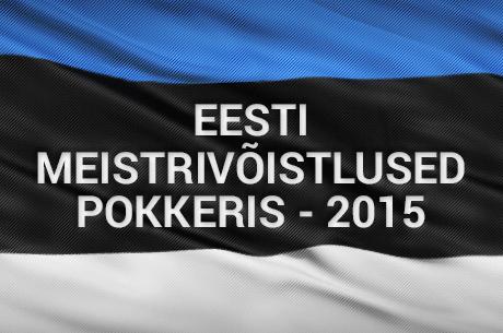 Triobetis algas Eesti meistrivõistluste kvalifikatsioon