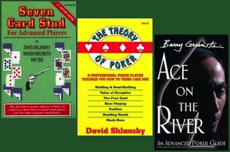 Thinking Poker: Three Poker Books That Hold Up Well