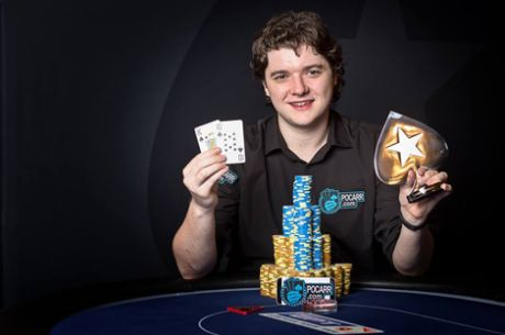 Sunday Million Win Pushes Rob Tinnion To An All-Time High