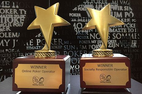 PokerStars Named Best Online Poker Operator for Third Straight Year
