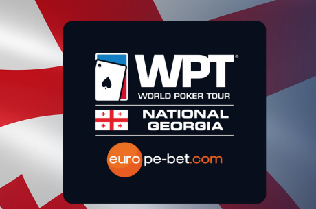 WPT Announces Partnership with Europe-Bet.com; Three Events in Tbilisi for 2015