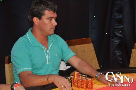 Ezequiel Vialaret lidera el ranking de la Summer Cup Aloha Poker
