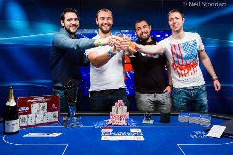 Глобална покер ранглиста: Огнян Димов и Атанас...